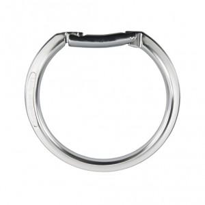 alu ring big - quick silver