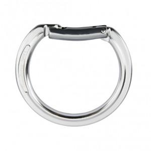 alu ring silver small