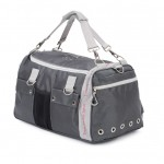 bag duffle - caviar black