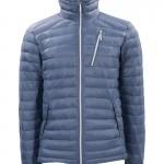 jacket men - ocean blue