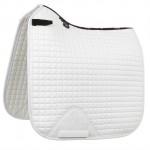 LeMieux Prosport Dressage Suede (Hvid)